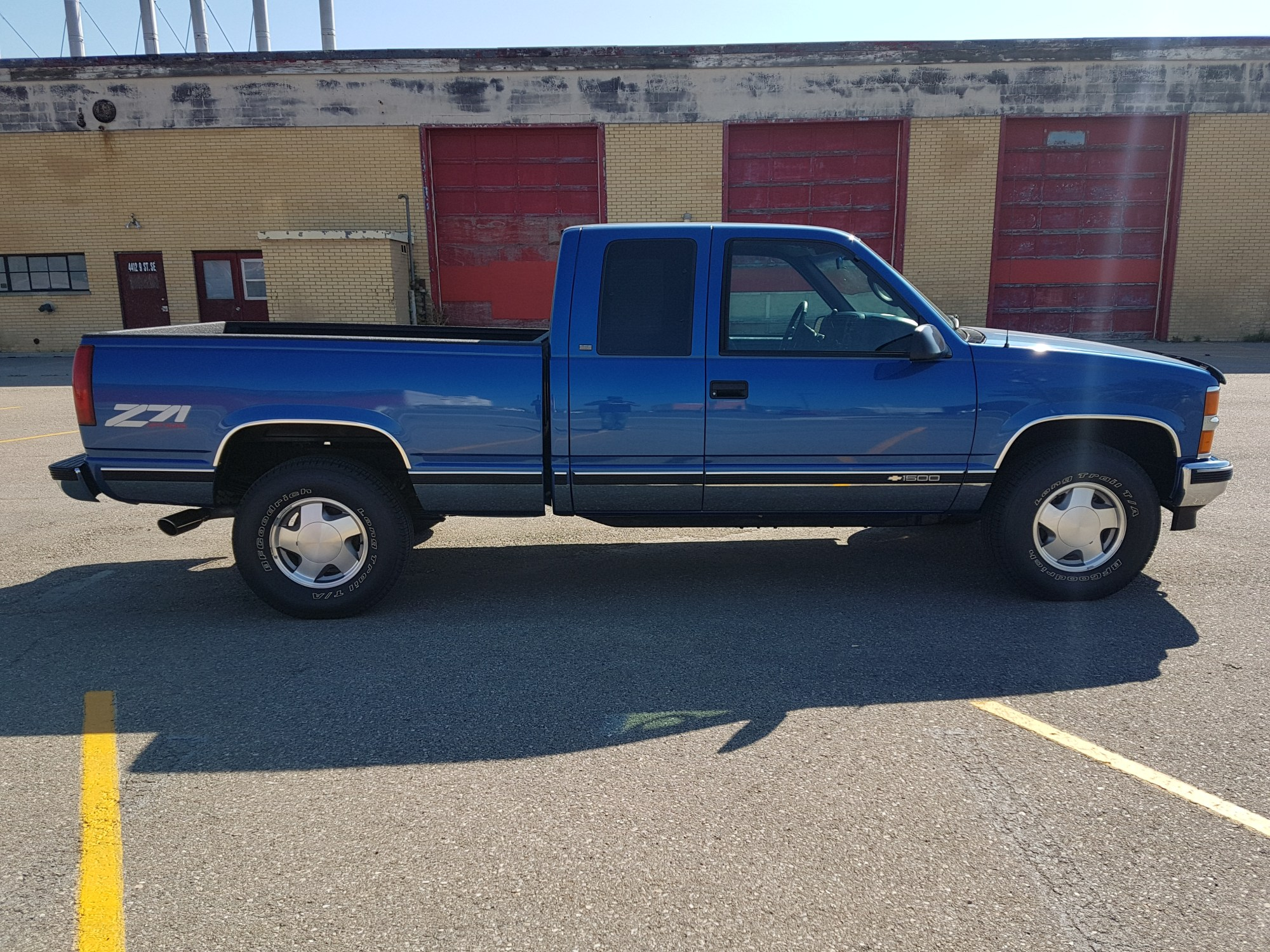 hight resolution of 1997 chevrolet 1500 lot 118 archive with reserve chev chev2 chev3