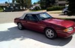 1993 Ford Mustang Convertible NO RESERVE