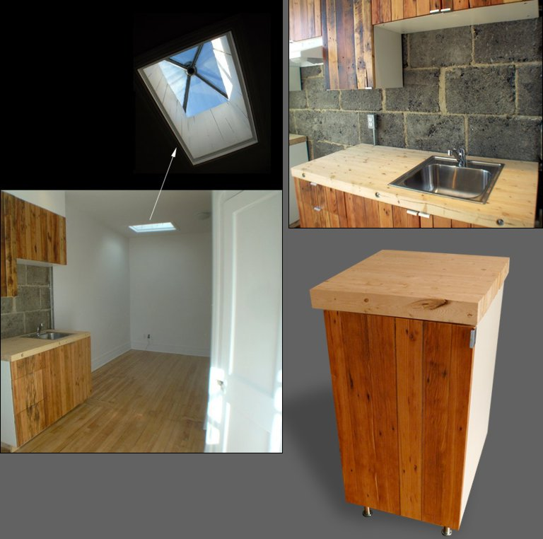 how to make kitchen cabinets linoleum flooring cabinet doors in reclaimed wood