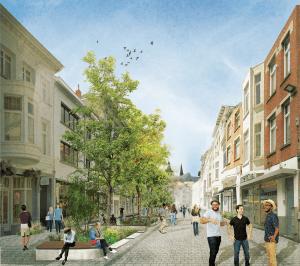 Onze-Lieve-Vrouwestraat Mechelen (BE)