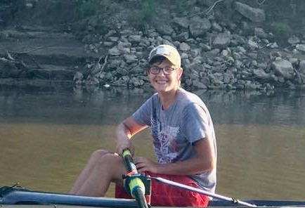 Tulsa Youth Rowing Jackson Linson Selected To Row In The USRowing Youth Regional Challenge
