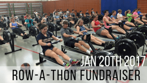 TYRA Fundraiser Row-A-Thon