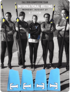 Join The TYRA Competitive Rowing Team