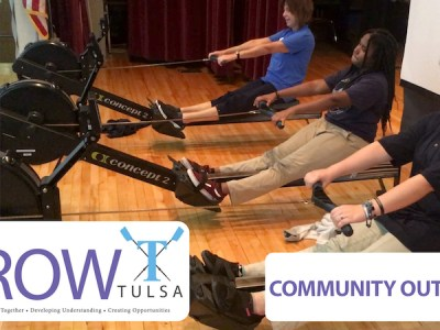 gROW Tulsa Rowing Outreach Fundraising Drive