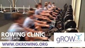 Rowing Clinic Tulsa