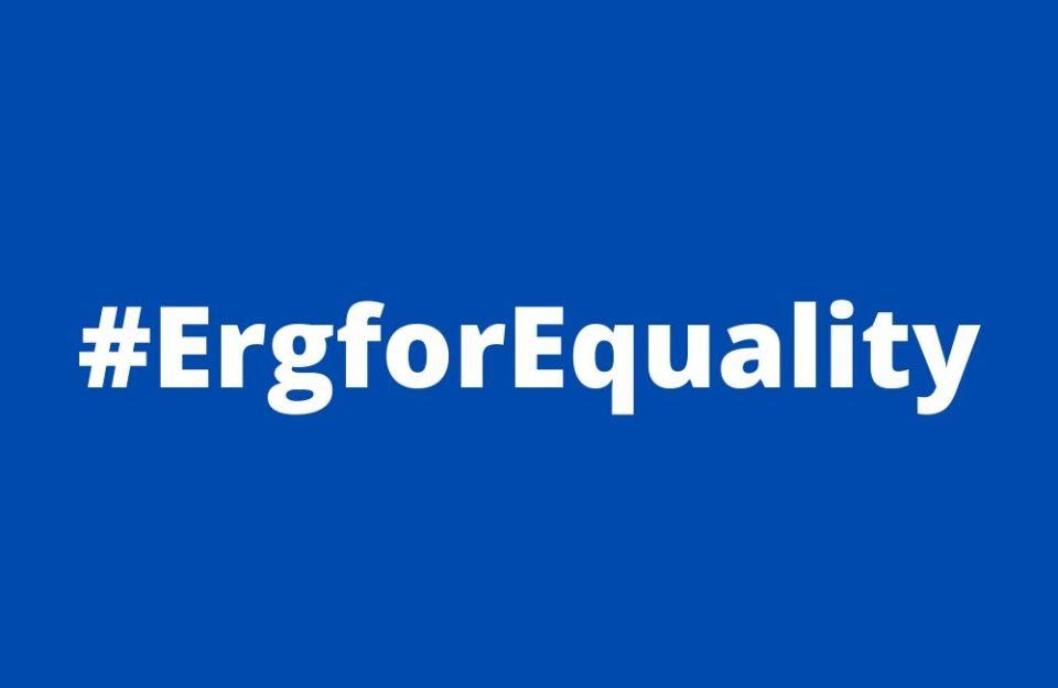 #ErgForEquality