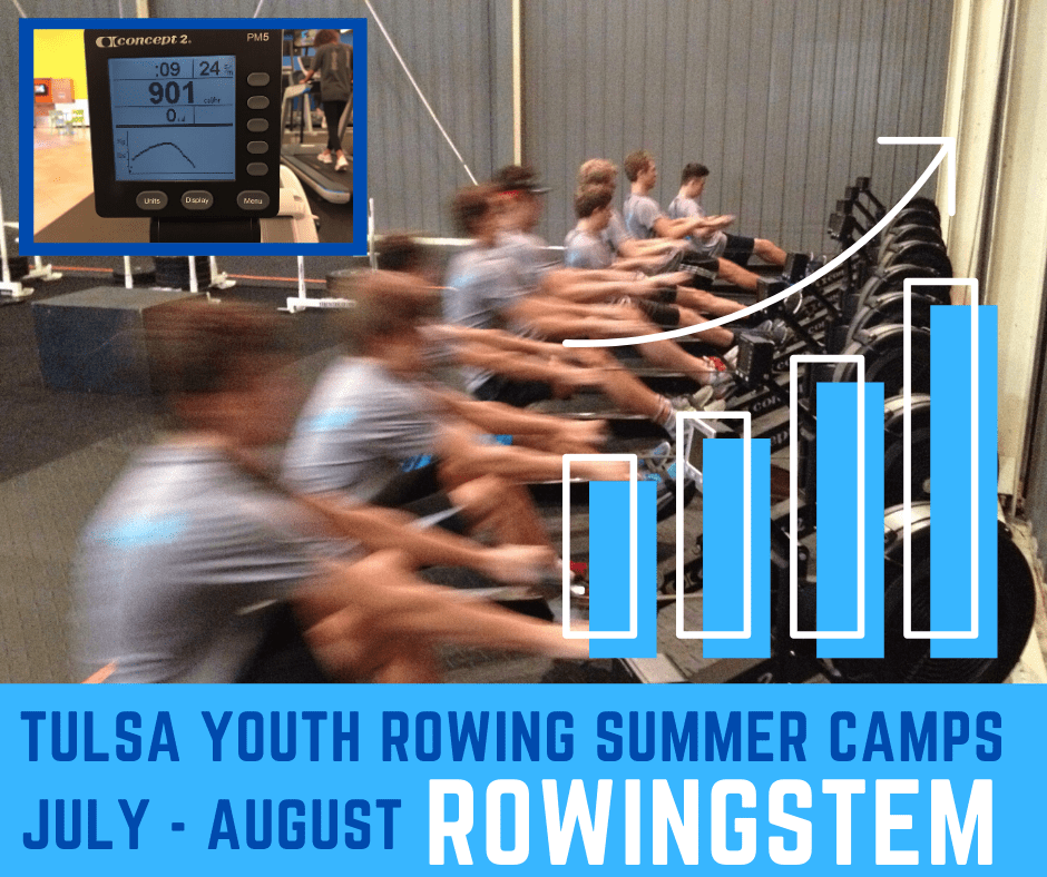 Rowing STEM Summer Camps Tulsa Youth Rowing Association