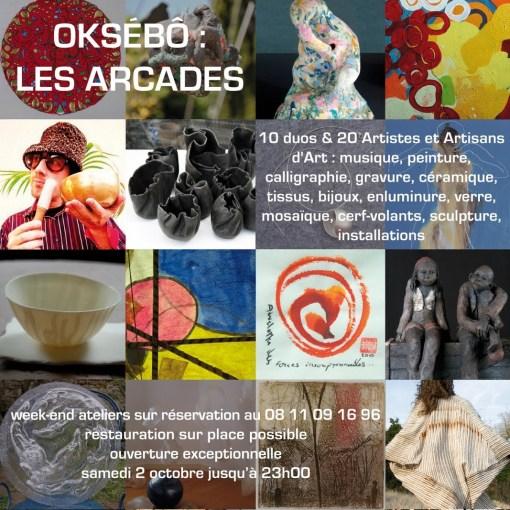Oksébô : les arcades - 2010