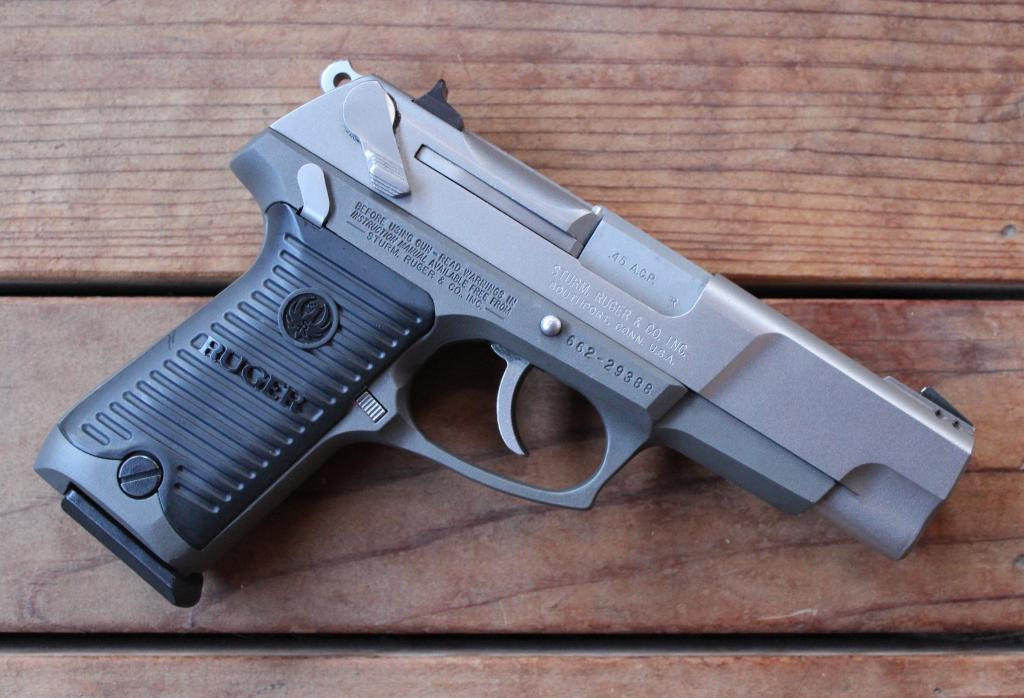 Ruger P90 45 Acp Kp90 Excellent Condition
