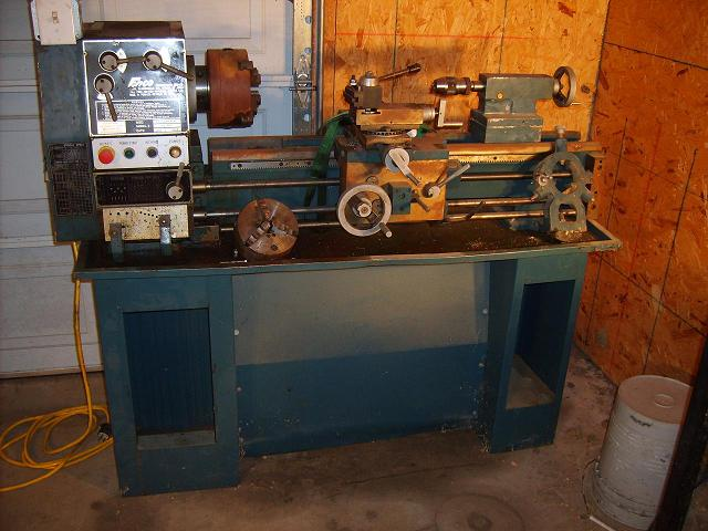 12×36 Lathe For Sale