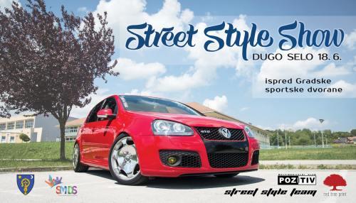 Street style Dugo selo