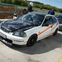 "Danijel & ""D15 tuning"" Civic"
