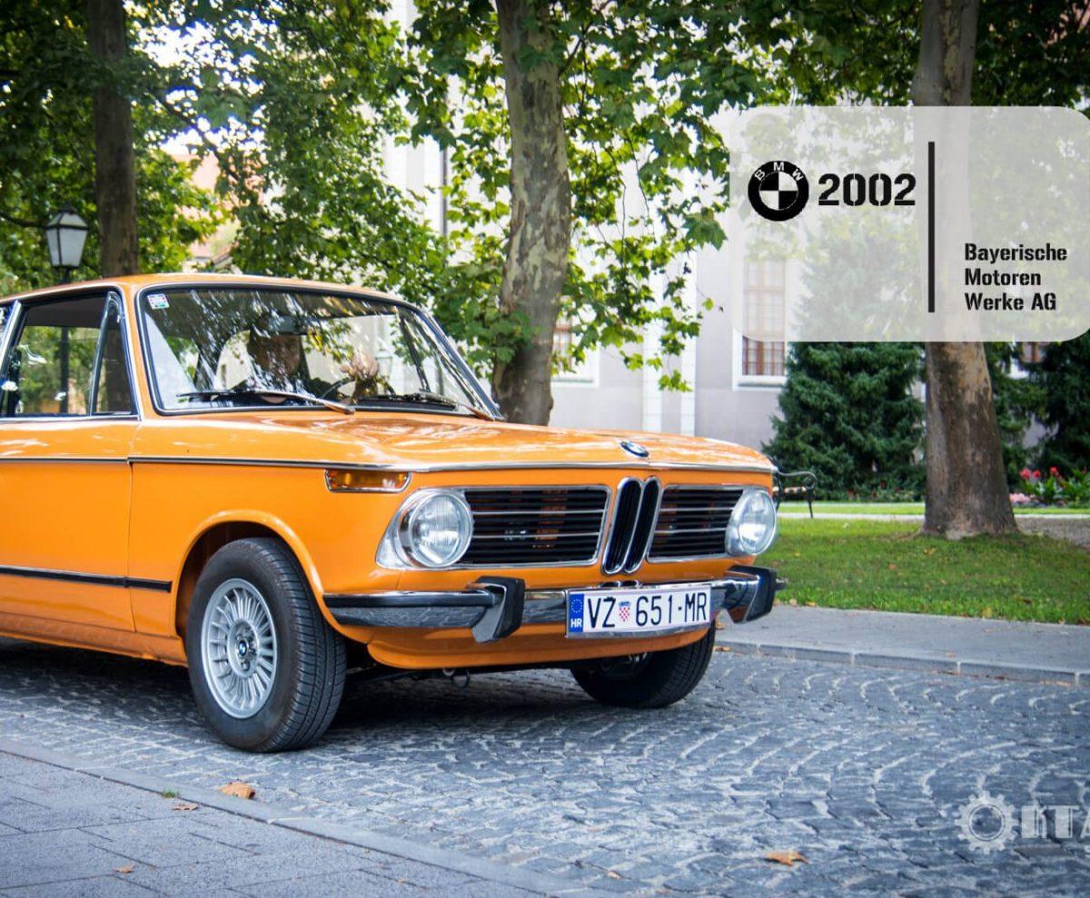 BMW 2002 - dragulj iz Varaždina | Ep 6