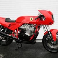 Ferrari 900 DOHC - Jedini Ferrarijev motocikl u povijesti