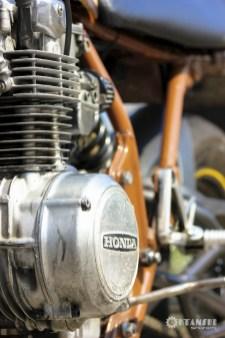 VedranOdrljin caffe racer Honda 10