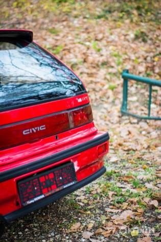 Honda Civic IVT-18