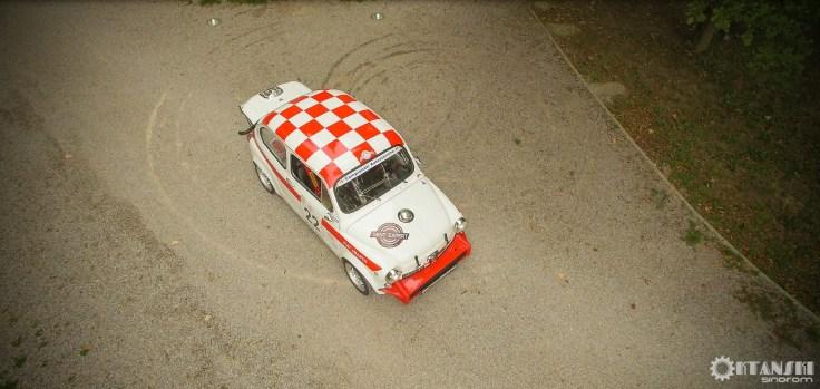 Fiat Abarth 850 TC 19