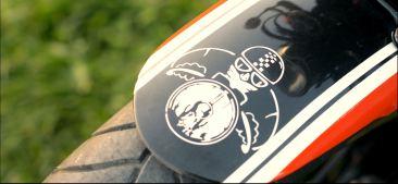Honda CB Boldor cafe racer09