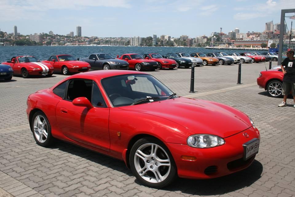 Mazda MX 5 Coupe NB