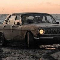 GAZ Volga 24 V8 – Muscle na ruski način