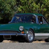 Sunbeam Tiger - nepoznati Bondov automobil