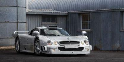 Mercedes CLK GT-R