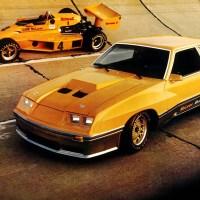 McLaren Foxbody Mustang