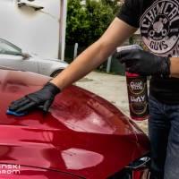 Gliniranje auta- dekontaminacija-peti korak car detailinga