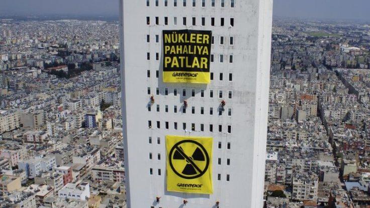 Greenpeace Nükleer Eylemi