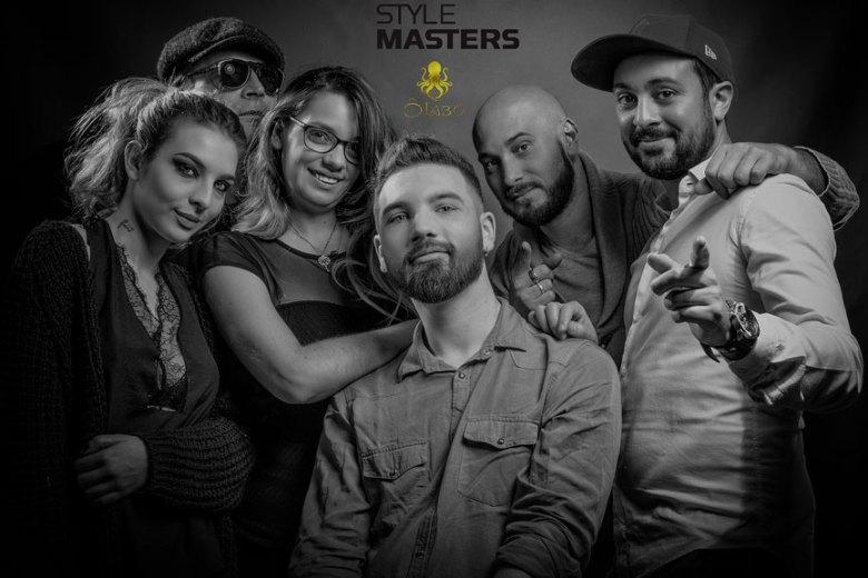 Olabo au concours Style Master 2018 – Shooting de l'équipe