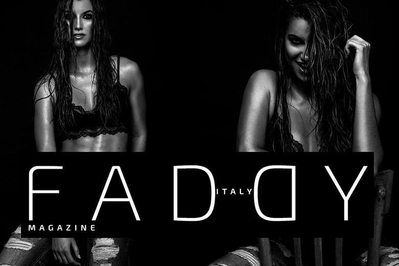Shooting Badgal – Magazine FADDY