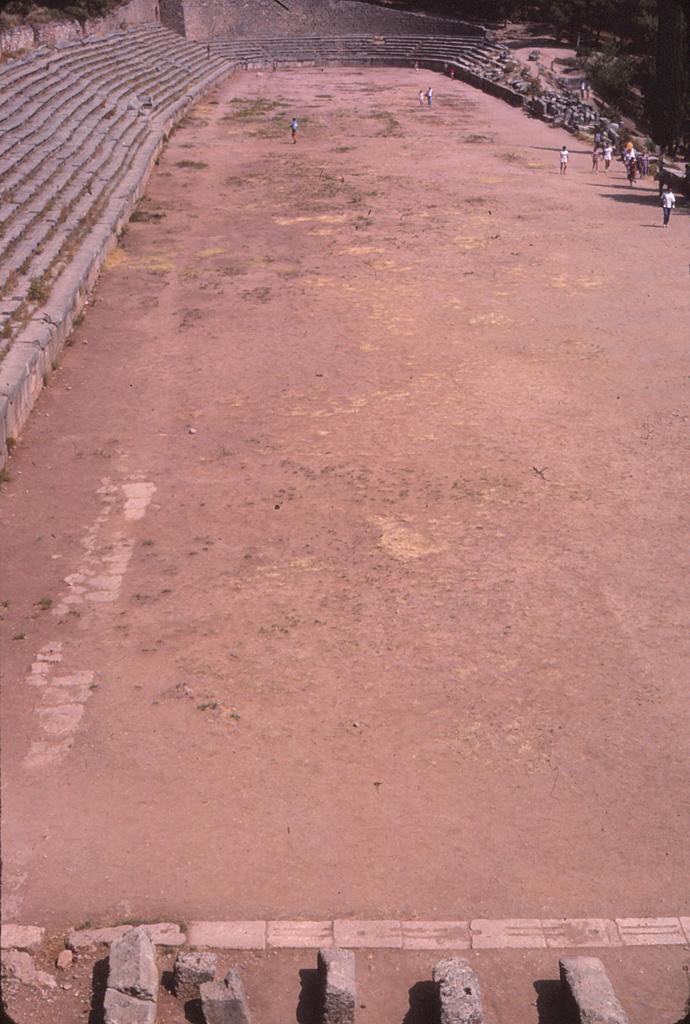 Delphes Stade