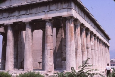 Temple de Théseion, Athène