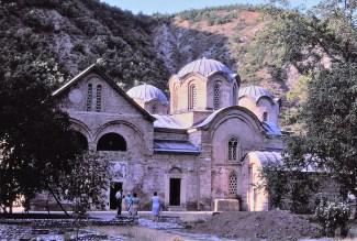 Monastère de Pec