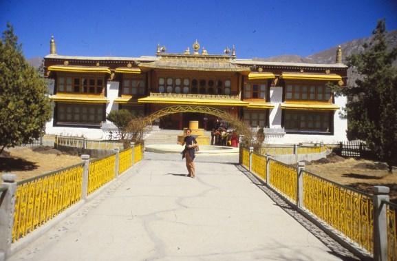 Palais d'été (Norbulingka)