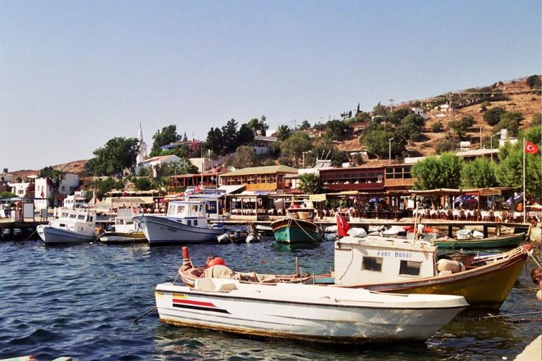 Le port de Bodrum