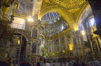 Intérieur église Cie de Jesus