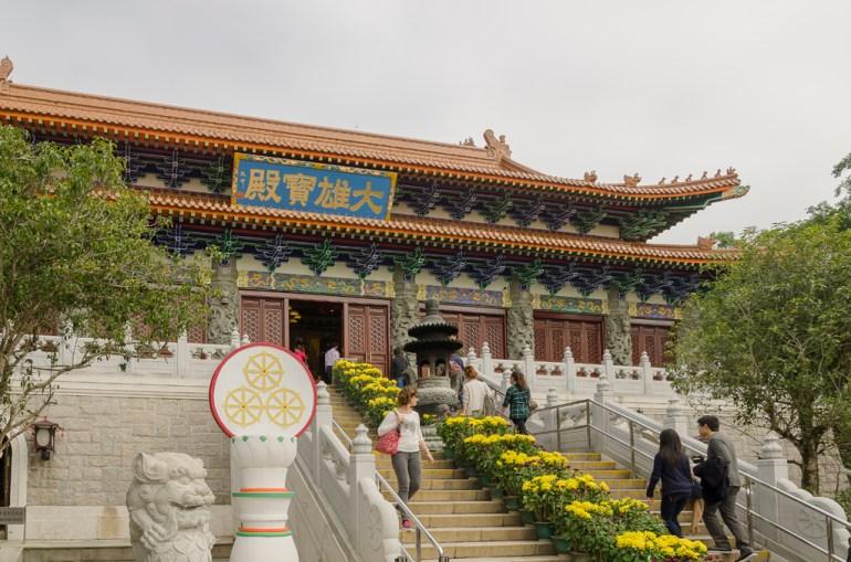 Monastère de Lantau Island