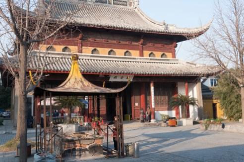 Temple près Pagode du nord