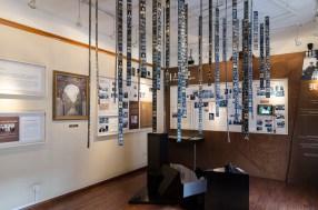 intérieur de l'ex synagogue