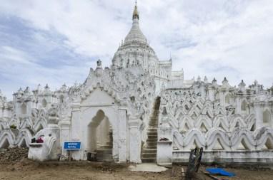 Mingun : pagode inachevée Pahtodawgyi