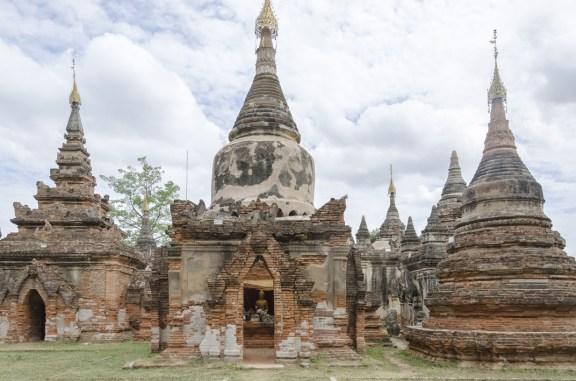 Vieille pagode, Awa