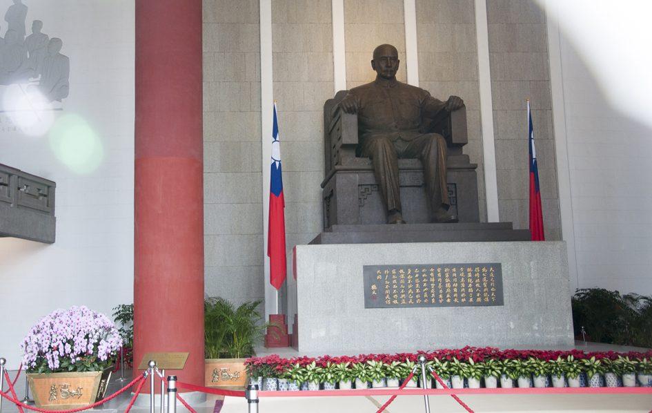 Statue de Sun Yat-sen