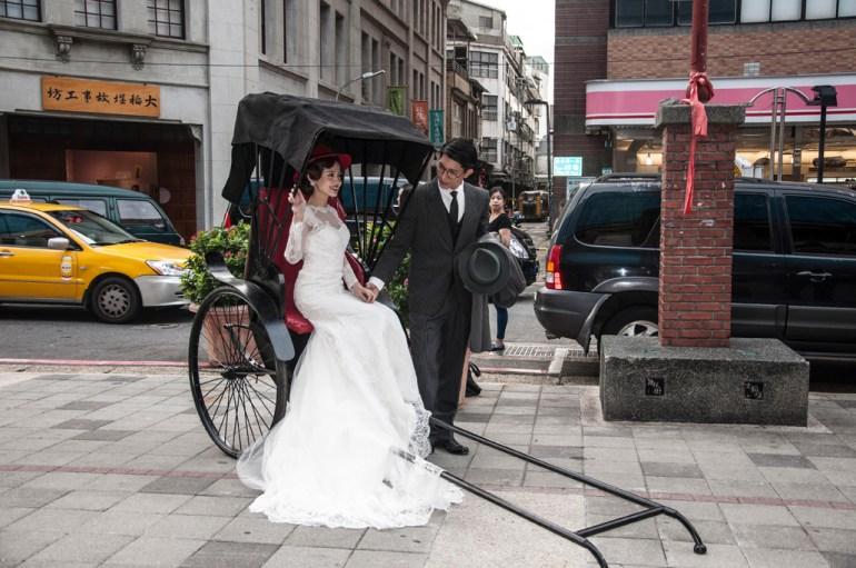 Mariage, Dihua street