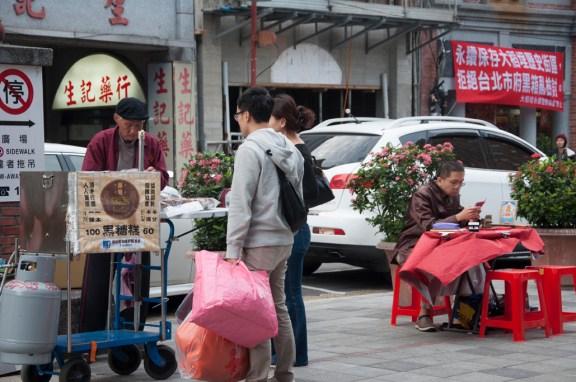 Tarot...et street food