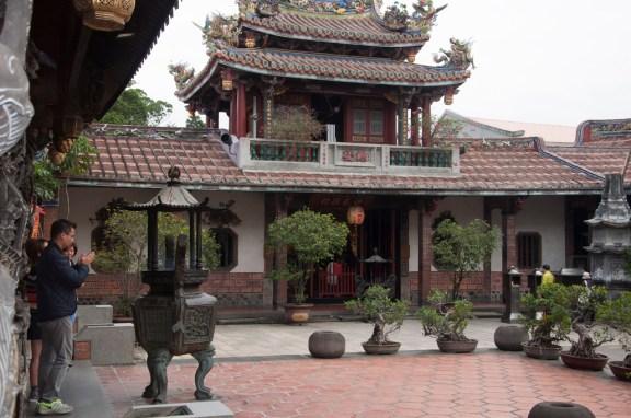 Boa'an temple (18ème siècle)
