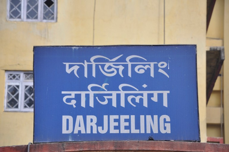Bienvenue à Darjeeling, 2200m