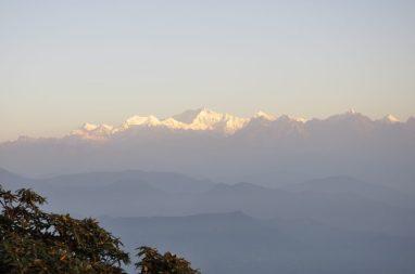 Le sublime Khangchendzonga