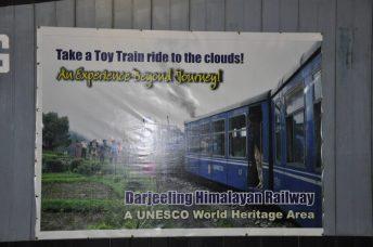 Affiche du Toy Train
