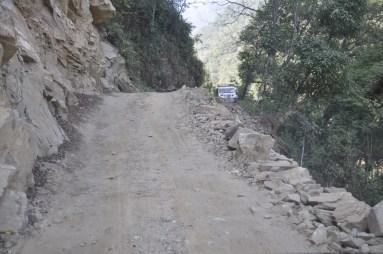 les pistes du Sikkim